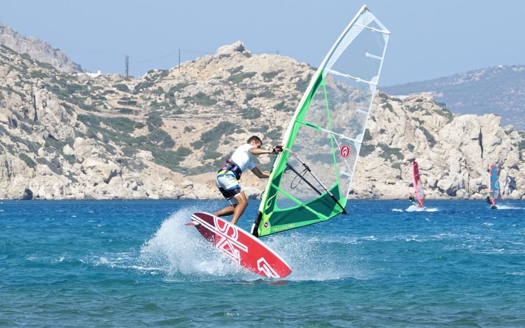 Vitka proizvodnja vs. windsurfing, razmišljanje o vrednosti časa